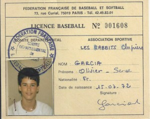 Licence 1986-1