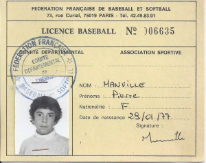 Licence 1987-1