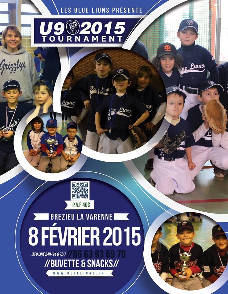 2015-Tournoi Blue Lions 9U
