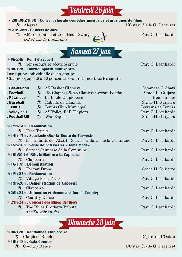 Programme SDA3