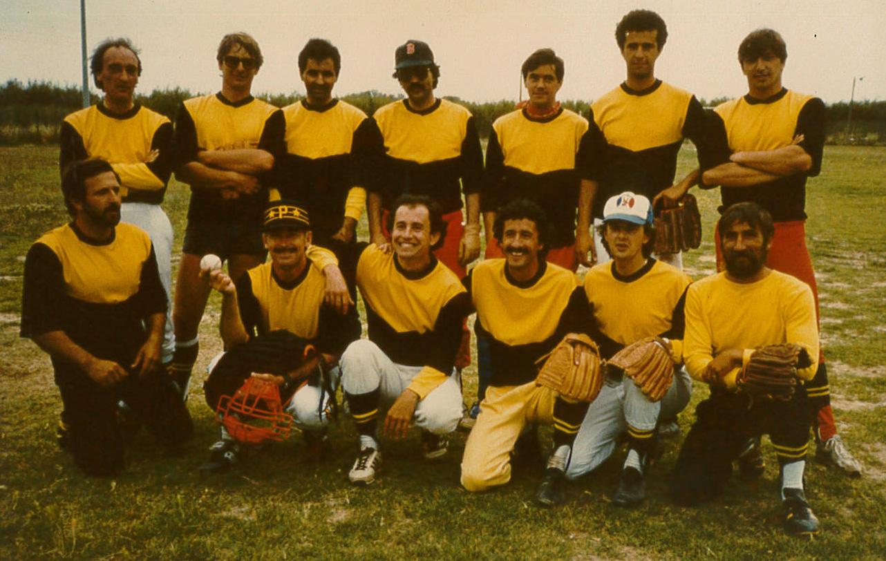 Photos Equipe Barracudas 1985