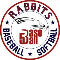 LOGO RABBITS BB5 BASEBALL5
