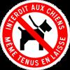 INTERDIT-AUX-CHIENS